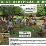 Introdution to Permaculture @Kahumana Organic Farm 06/21/14